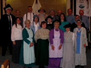"Cast from ""Hudson UMC: A People with Dreams"""